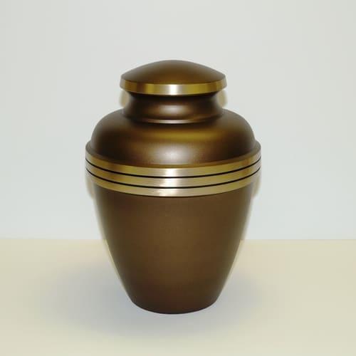 laiton bruneavecbande - Laiton- Brune avec bande
