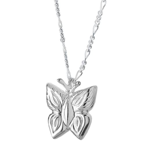 papillon - Ange bronze