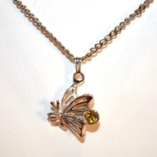 papillonargent - Papillon argent