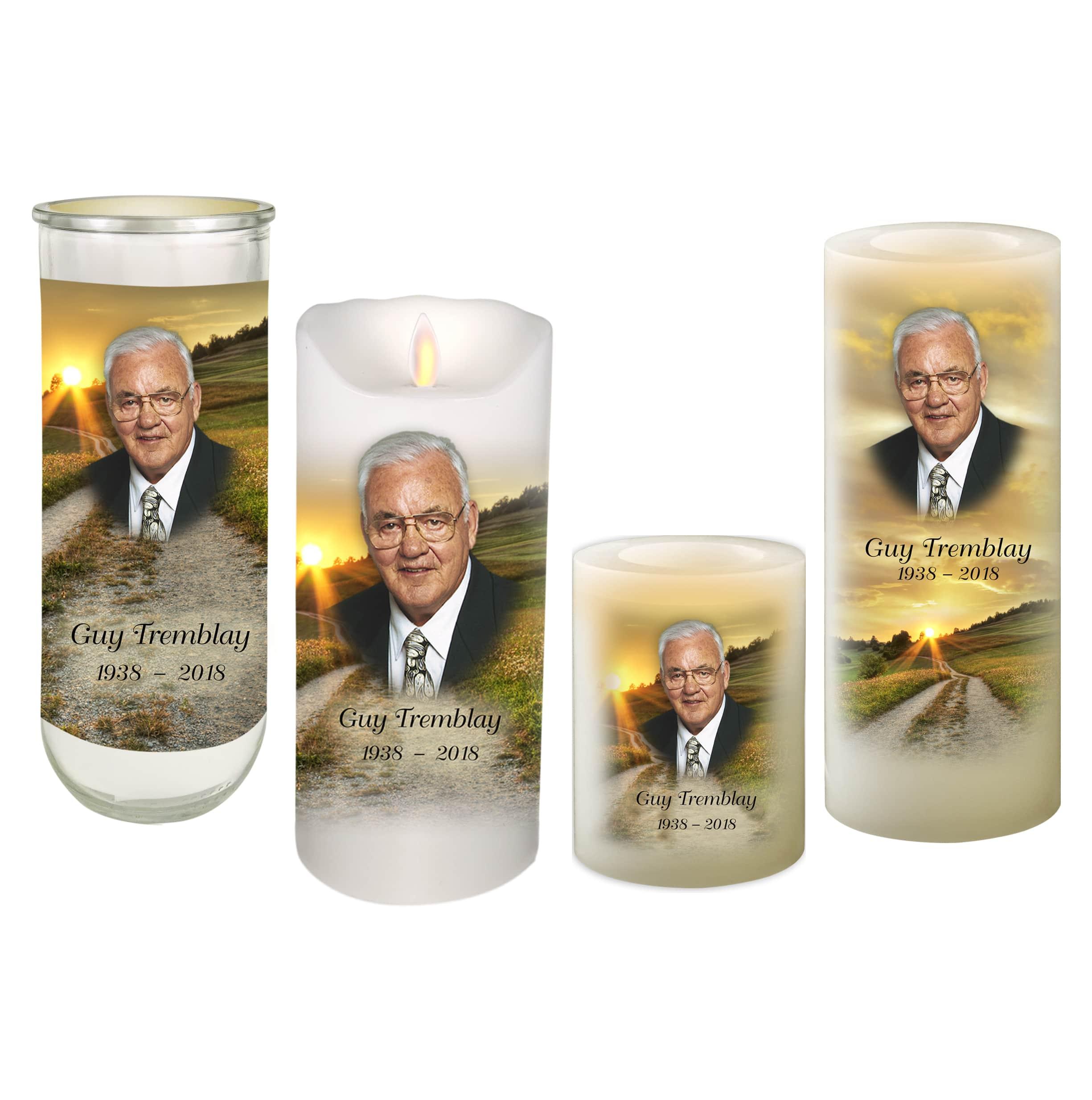 bougies-lampions